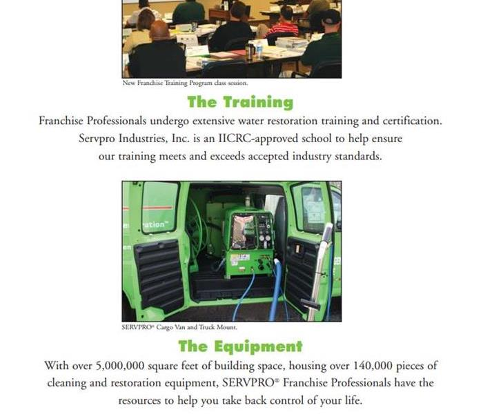 Why SERVPRO? #3